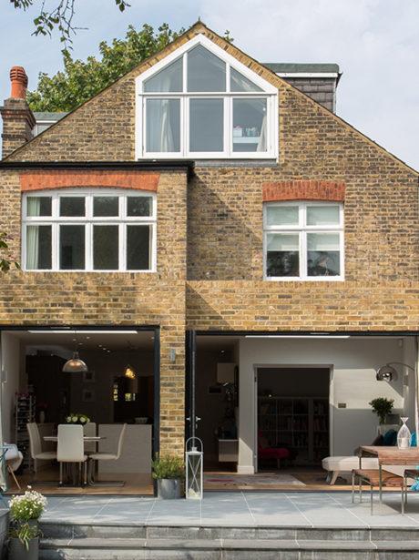 Superb full width kitchen extension in Surrey