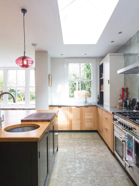 Full width Kitchen Extension
